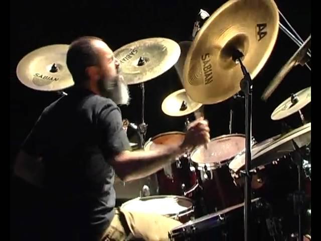 Marcelo Castro en Festival Mar del Plata Percusión