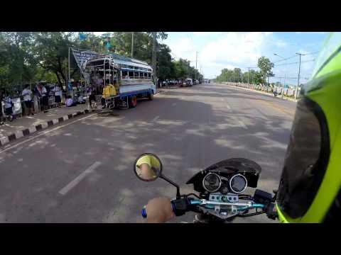 ขับลองดูสะหน่อยสิเห็นฮิตกัน CB400 ท่อ OVER งานไทย #อย่าถามมากรถเพื่อนให้ยืม