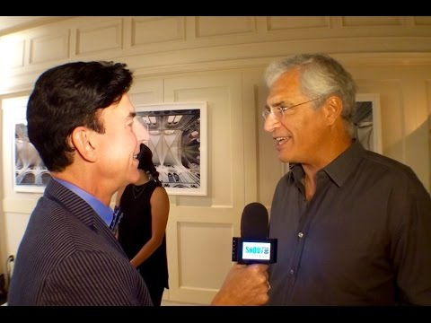 RACING EXTINCTION PREMIERE ON DISCOVER Interview with Louie Psihoyos