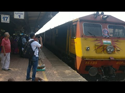 Travel in style: Tejas express: Full journey compilation from Ratnagiri to Thane
