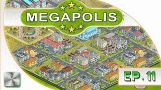 Megapolis Gameplay  - Megapolis Let