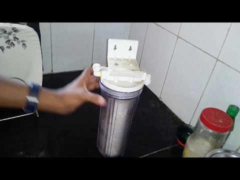 Kent Pre Water Filter Change