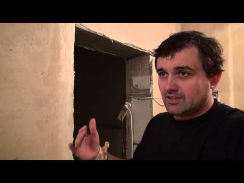 Наше решение по штукатурке стен гипсом. Саханов Владислав