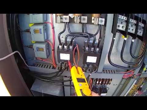 Diagnosing a 30 ton Mammoth HVAC unit with detailed switch testing