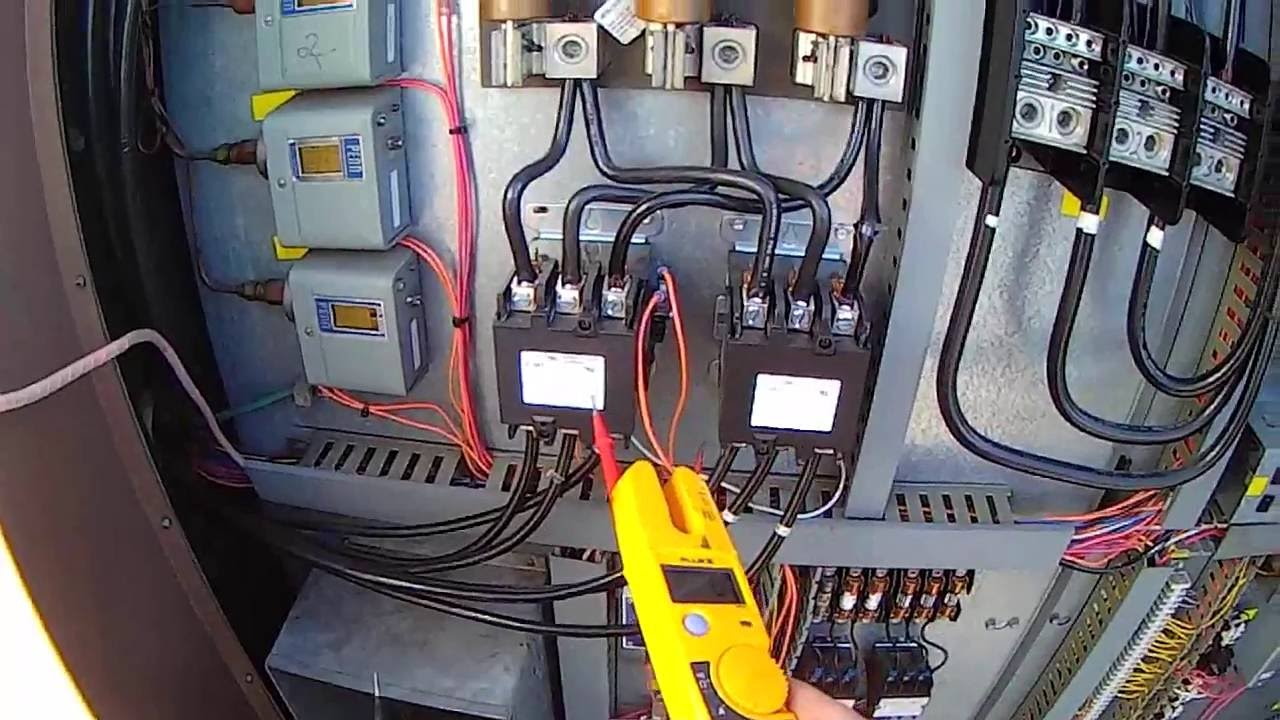 diagnosing a 30 ton mammoth hvac unit with detailed switch testing ton air conditioning unit furthermore ac disconnect box wiring [ 1280 x 720 Pixel ]