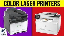 7 Best Color Laser Printers 2019