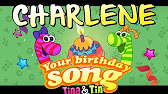 Happy Birthday Charlene Youtube