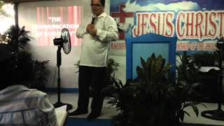 PART 1/4 THE COMMUNICATION OF OUR FAITH (11-01-15)