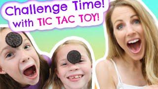 I Challenge Tic Tac Toy!!