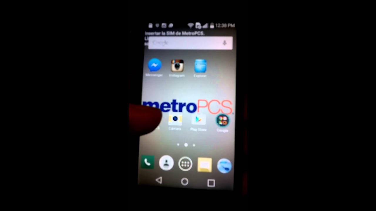 How to unlock any MetroPCS U S A Phone with the Device Unlock App
