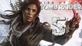 Прохождение Rise of the Tomb Raider Часть 5 Советская База