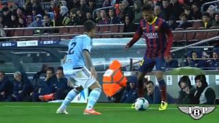 Neymar Jr • FC Barcelona • Goals/Skills/Assists • 2013/14 • HD