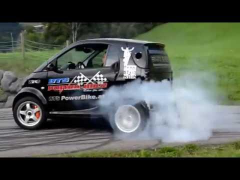 Smart Car With Hayabusa Engine >> Smartuki Smart Car With Hayabusa Turbo Engine