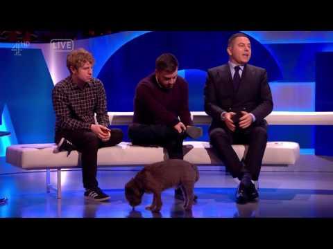 David Walliams Introduces His Dog - The Last Leg