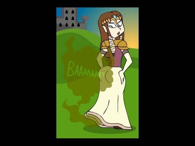 Princess Zeldas Farting Twilight