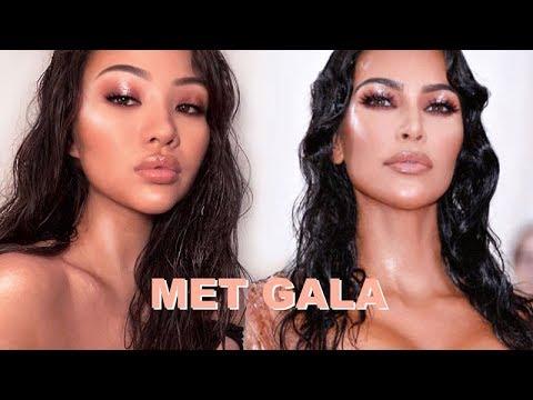 Kim Kardashian Met Gala Tutorial ✨ | SACHEU