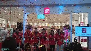 Funk Circuit™ Confetti for Miniso Philippines SM Talabastagan Store Opening 🎉
