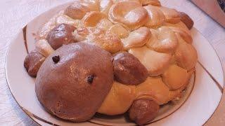 Пирог с курицей и грибами   Овечка