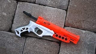 Video [REVIEW] Nerf Doubledown Unboxing, Review, & Firing Test download MP3, 3GP, MP4, WEBM, AVI, FLV Agustus 2017