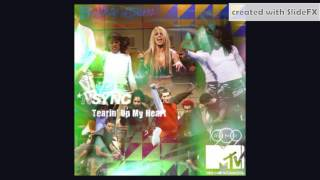 Britney Spears Nsync Baby One More Time Tearin 39 Up My Heart Remix Info In Description