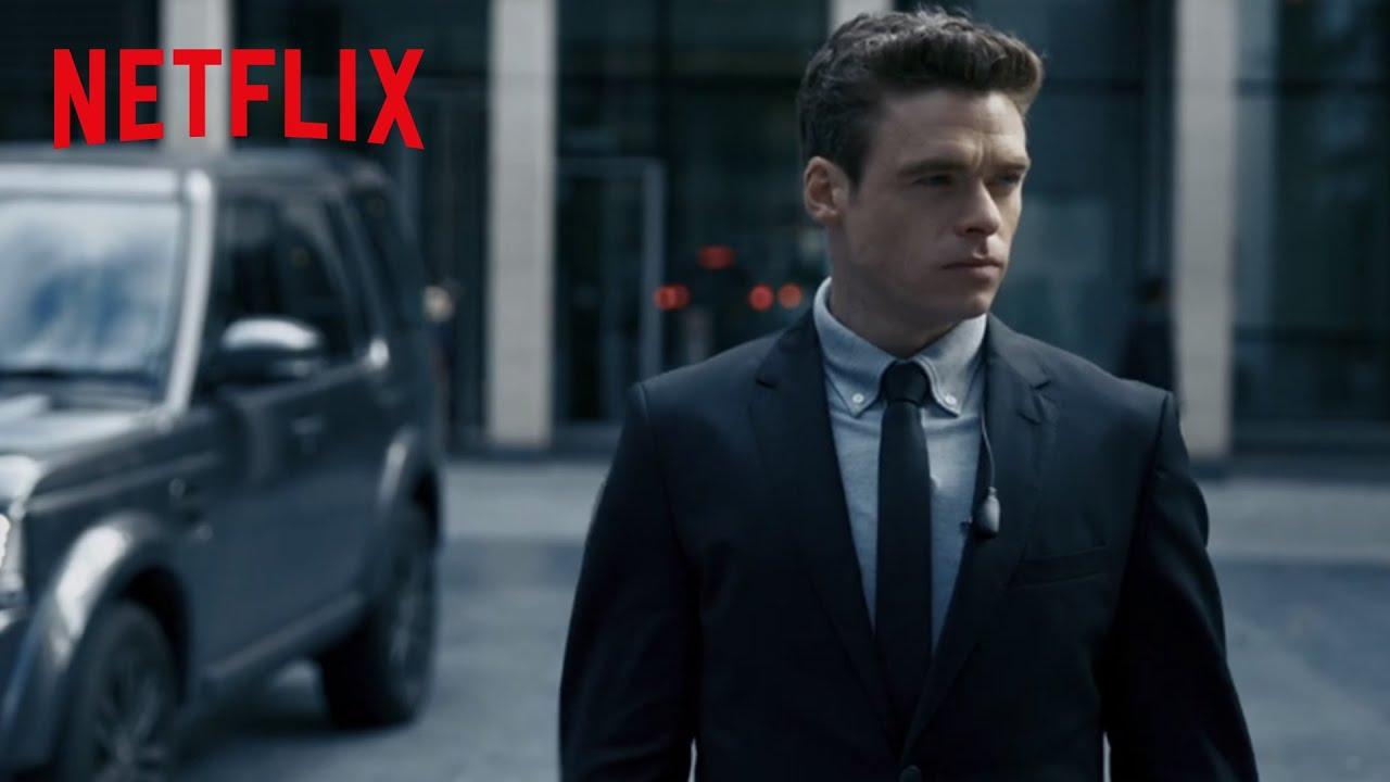 Bodyguard | Officiële trailer  [HD] | Netflix