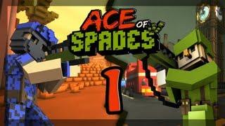Jogando Ace of Spades - Ep 1