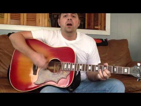 Cruise acoustic guitar lesson Florida Georgia Line