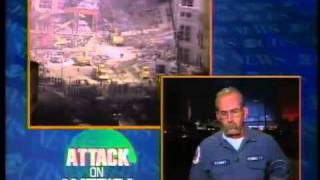 9/11 FEMA - Tom Kenney Interview CBS September 13, 2001 9_15pm (Rare Full)