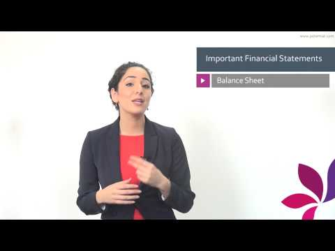 3 Most Important Financial Reports