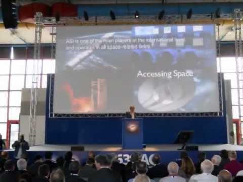 IAC (International Astronautical Congress) 2012