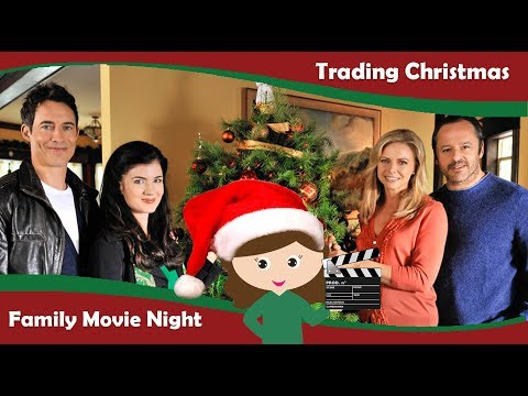 Trading Christmas.Family Movie Night Trading Christmas
