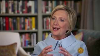 Hillary Clinton says her career as a political candidate is over