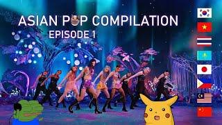 Asian Pop Compilation 2021 // Kpop, Vpop, Qpop, Tpop, Jpop, Ppop, Cpop, Mpop 🔥 [EP. 1]