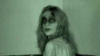 3 Призрака Снятых у Себя Дома | Страшные и Жуткие Видео
