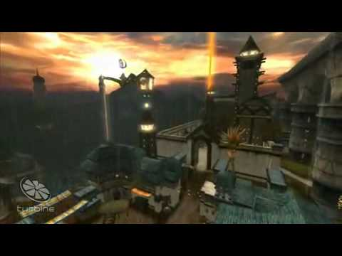 Dungeons and Dragons Online Trailer