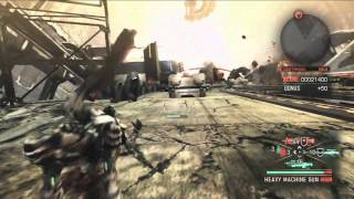 VANQUISH Playstation 3 Trailer - HD1080