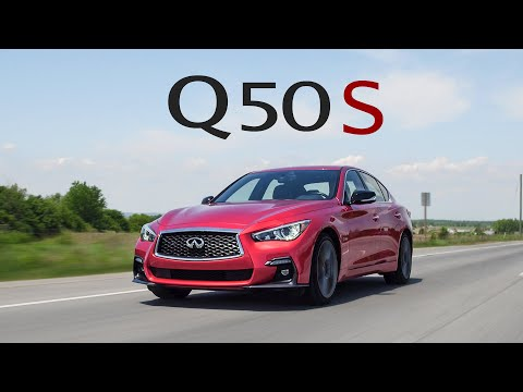 2018 Infiniti Q50 Red Sport 400 Review – More Grand Touring Than Sports Sedan
