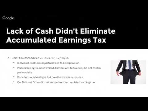 Current Federal Tax Developments - January 9, 2017