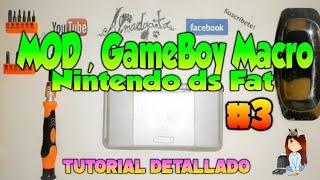 MOD, GameBoy Macro con NDS FAT / Tutorial #3/3 - almadgata