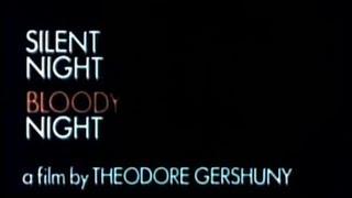 Silent Night Bloody Night (1974) [Horror] [Mystery] [Thriller]