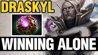 WINNING ALONE - Draskyl Plays Invoker - Dota 2