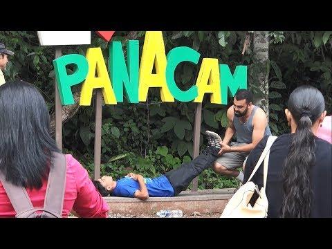 UJCV Historia de Honduras, Viaje: PANACAM