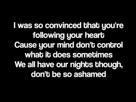 Drake Ft. Rihanna - Take Care (LYRICS)