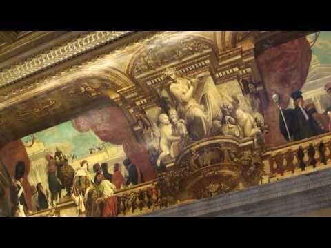 Le Palais Bourbon, L'Assemblée Nationale Paris Vidéo N°1 Sur 2