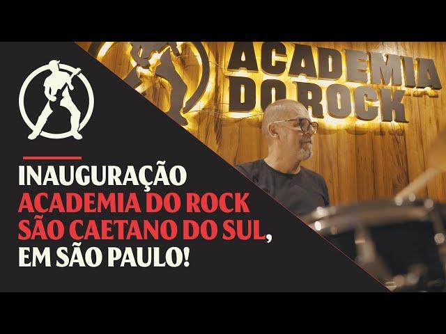 Inauguração da Academia do Rock São Caetano do Sul