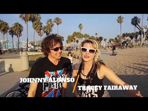 Actors Tracey Fairaway & Johnny Alonso new NeoTv U.K.  for Click on This