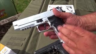 Sig Sauer xfive Pistol Review