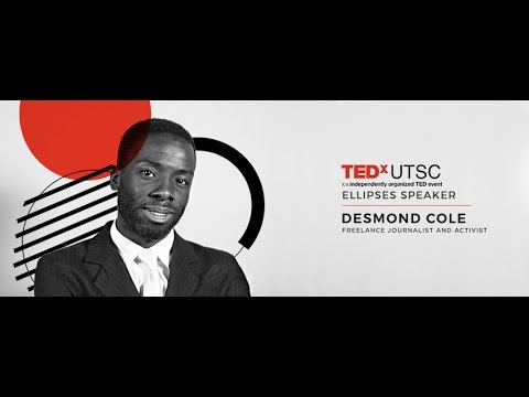 TEDxUTSC 2017: Desmond Cole