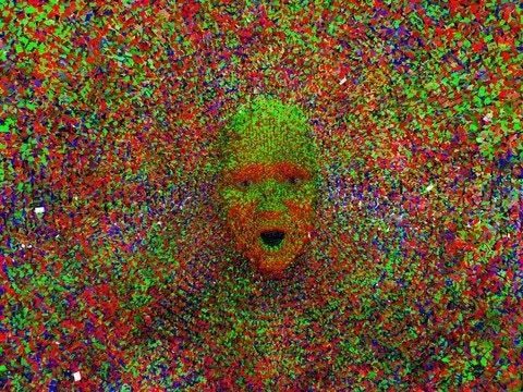 1200 Micrograms - Mescaline [Visualization]