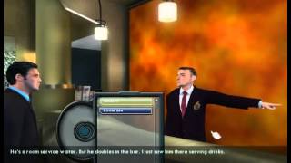 Law & Order: Criminal Intent (Video Game) Walkthrough - Case #2 Part 1